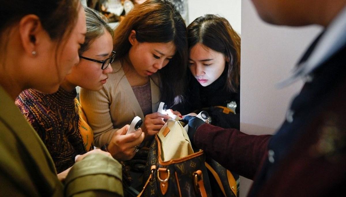 Çin'de lüks ürün teyitçiliği mesleğe dönüştü: İkinci el ürün dedektifleri