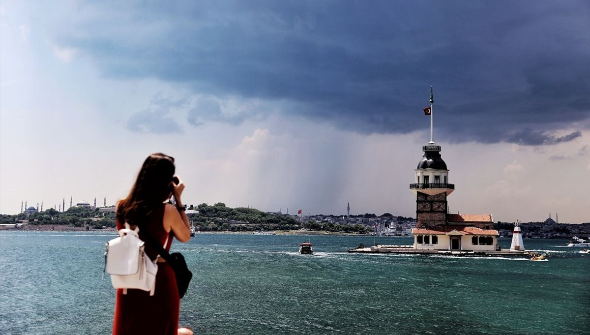 Kültür ve Turizm Bakanı Mehmet Ersoy'dan Kız Kulesi açıklaması