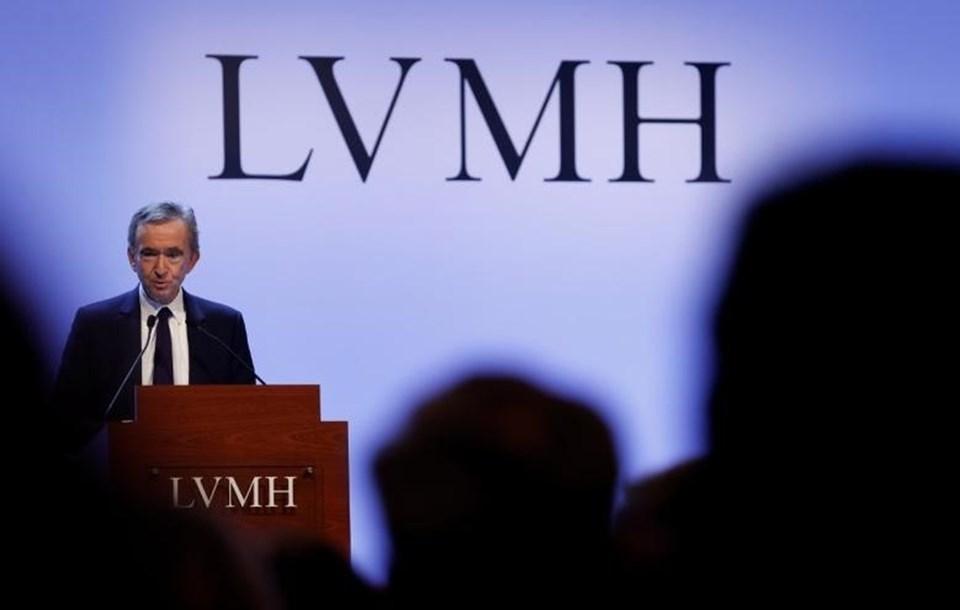 LVMH CEO'su Bernard Arnault