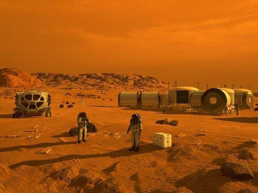 """""""NASA, Dünya'daki mikropları Mars'a taşıdı"""": Kızıl Gezegen tehlikede mi? - 8"""