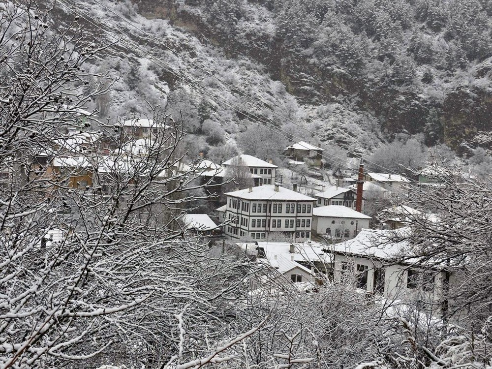 Bolu'da 'tabiatın kalbi' Gölcük ve Mudurnu'dan kartpostallık fotoğraflar - 6