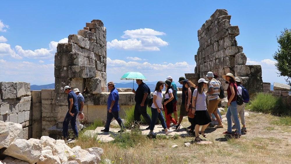 Burdur'unantik güzelliği: Sagalassos Antik Kenti - 9