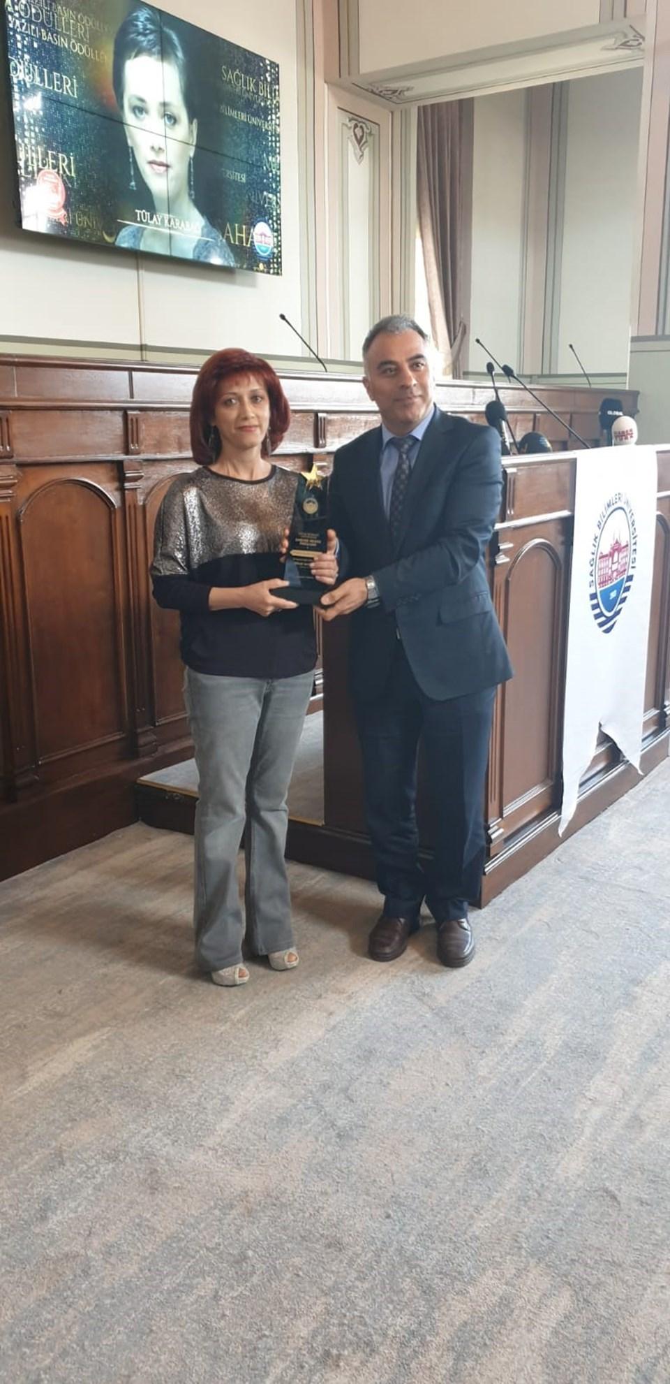 Tülay Karabağ,Prof. Dr. Yunus Karakoç