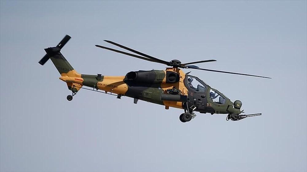 Aksungur tam yüklü mühimmatla 1 günden fazla uçtu (Türkiye'nin yeni nesil silahları) - 82