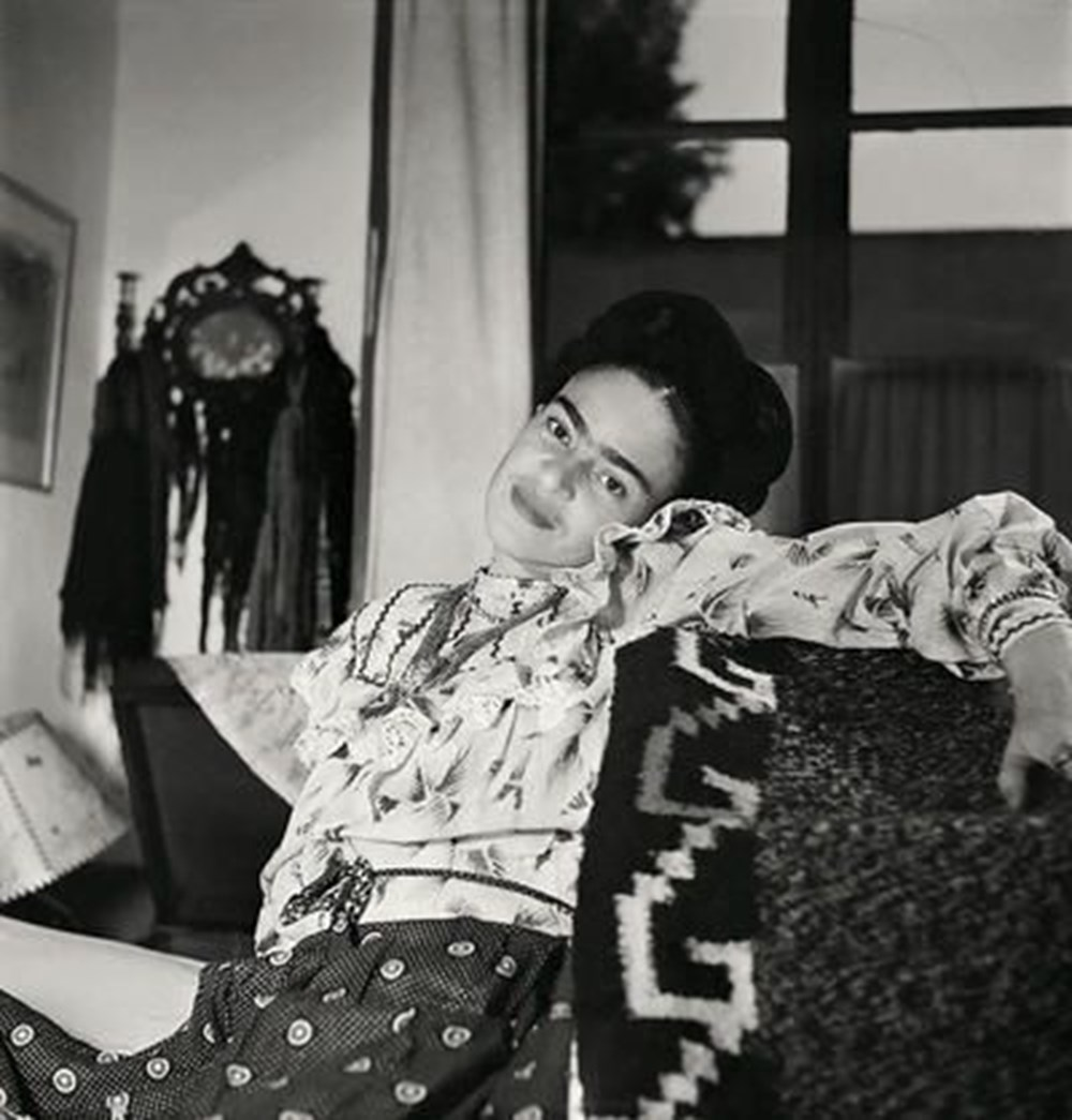 Frida Kahlo kimdir? (Tahta Bacak Frida Kahlo'nun hayatı) - 13
