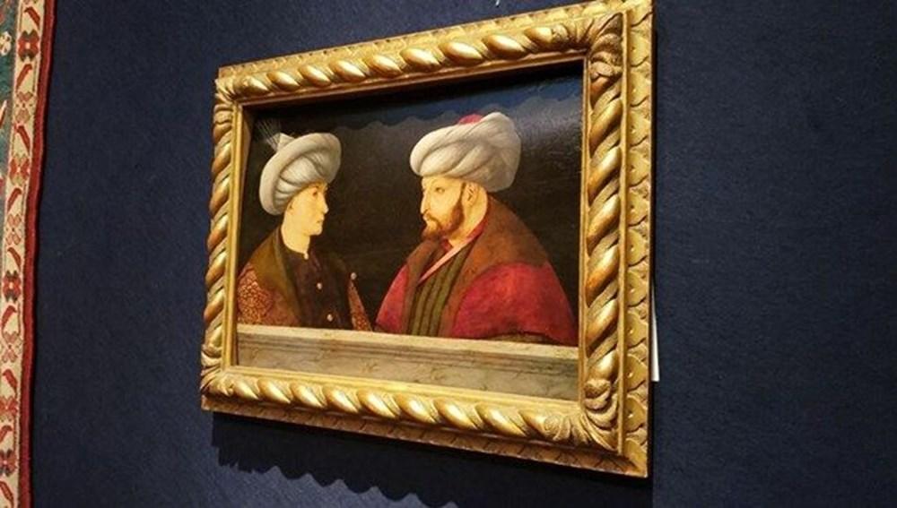 Murat Bardakçı: İBB'nin aldığı tabloda Fatih'in karşısındaki kişi Cem Sultan değil - 5