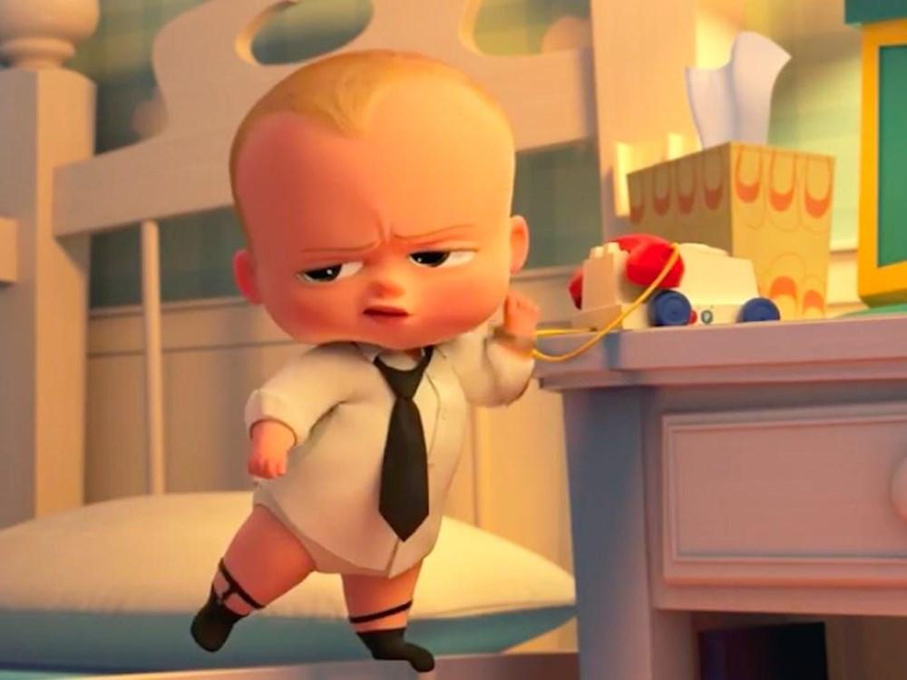 Patron Bebek'in (The Boss Baby) devam filmi Patron Bebek 2: Aile İşi (The Boss Baby 2: Family Business) Eylül 2021'de hazır - 4