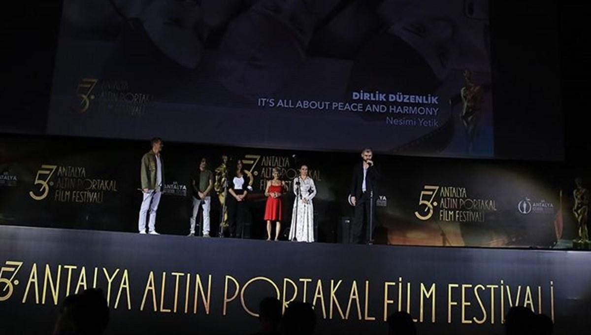 Film Festivaleri corona virüs tedbirleriyle gerçekleştirildi