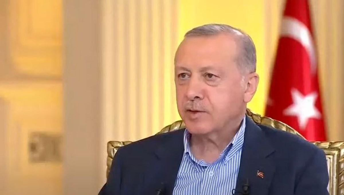 Cumhurbaşkanı Erdoğan'dan düzensiz göç açıklaması: Türkiye yol geçen hanı değildir