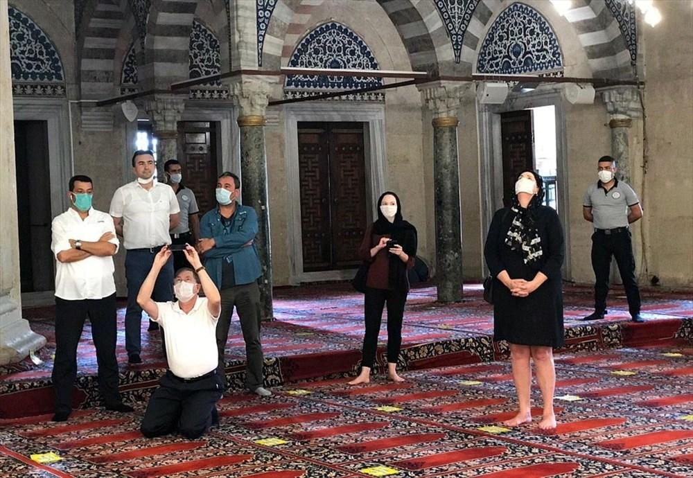 ABD'nin Ankara Büyükelçisi Satterfield ve ailesi Edirne'de - 4