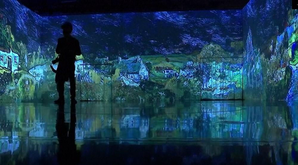 Vincent van Gogh sergisinde teknoloji ve sanat birleşti: Sürükleyici Van Gogh - 3
