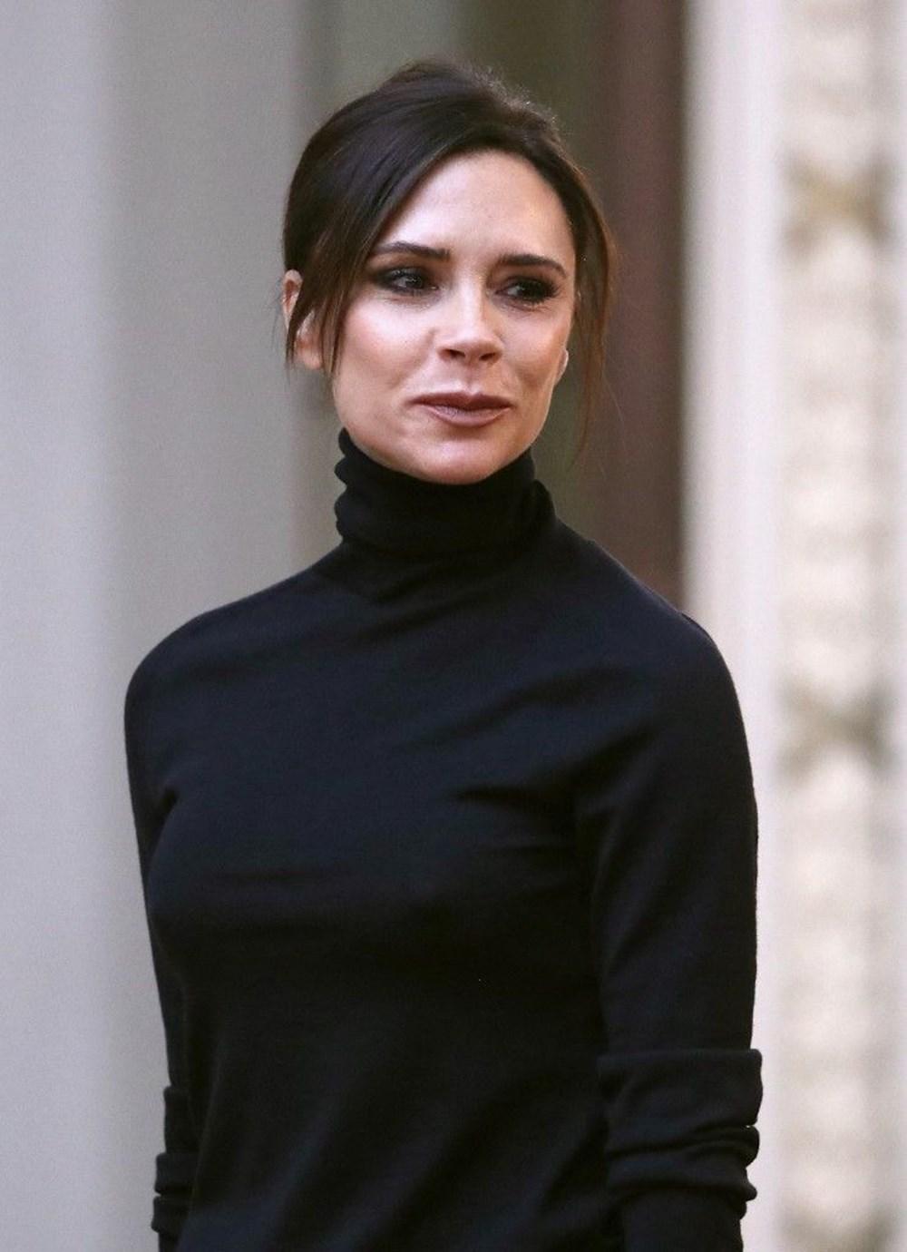 Victoria Beckham'dan pandemi çözümü: Evde kıyafet dene dönemi - 6