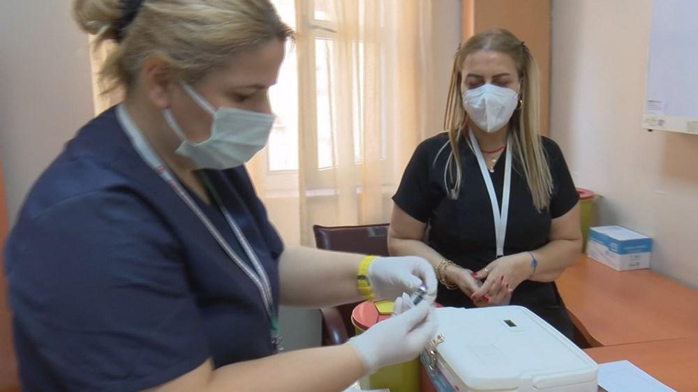 Biontech aşısının yolculuğu (Depodan hastaneye) - 6