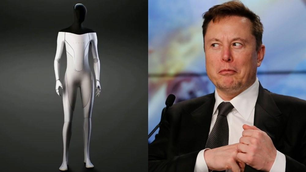 Tesla'dan insansı robot - 6