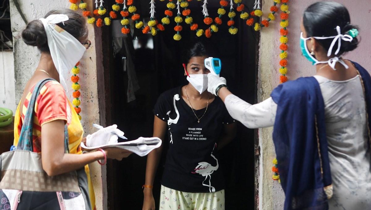 Hindistan'da vaka sayısı 5 milyonu geçti