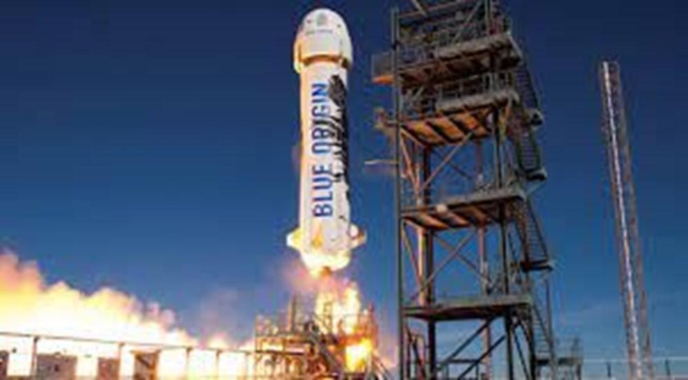 Blue Origin uzaya gitmek için verilen en yüksek teklifi açıkladı - 8