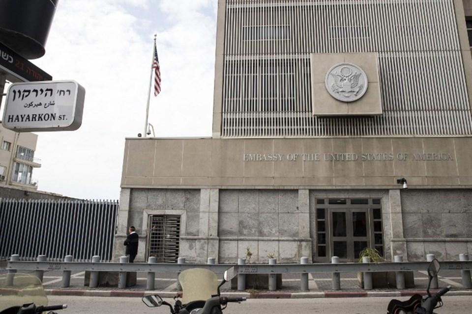 Tel Aviv'de bulunan ABD Büyükelçiliği