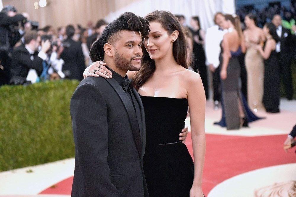 2021 Super Bowl'un devre arasında The Weeknd sahne alacak - 8