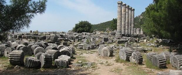 Priene Unesco Dünya Miras Geçici Listesine Kabul Edildi Ntv