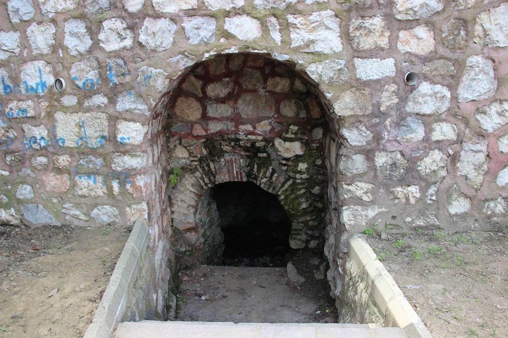 Manisa'da ecdat yadigarı Seyit İbrahim Hoca Mescidi'nin kapısı çalındı damla mağarası ortaya çıktı - 4