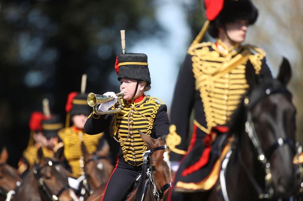 İngiltere, Prens Philip'e veda ediyor - 4