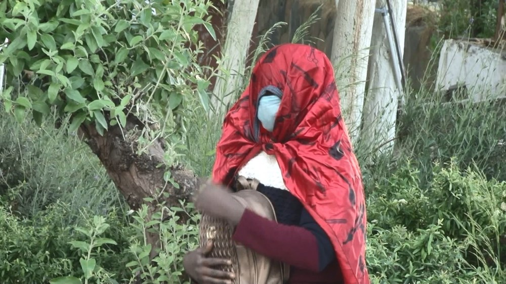 Beyoğlu'nda gizemli Afrikalı kadın - 5