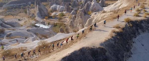 Salomon Capadocia Ultra-Trail 2019, YouTube üzerinden canlı yayınlanıyor