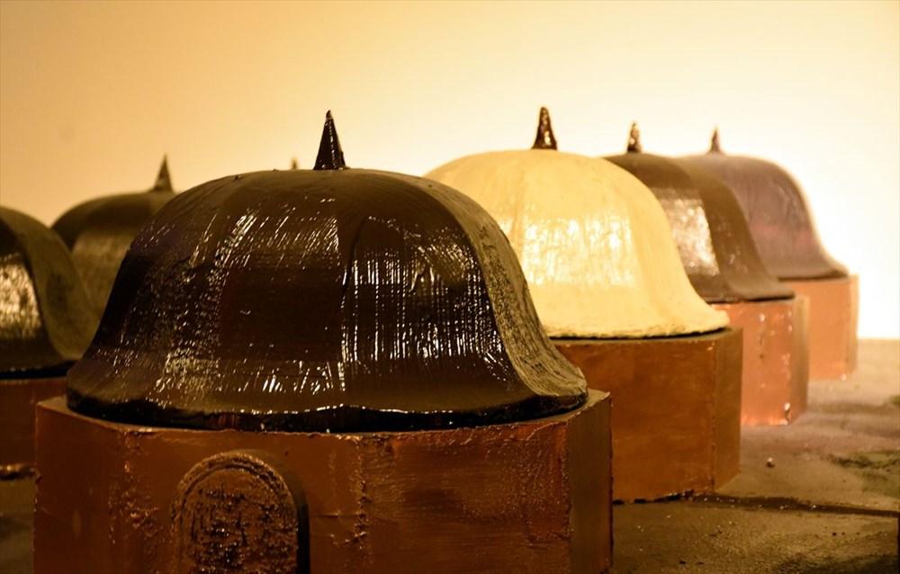 Bursa'nın en tatlı müzesi: 8 ton çikolata kullanıldı (Bursa Çikolata Müzesi) - 14