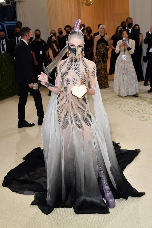 2021 MET Gala'nın en ilginç kıyafetleri - 85