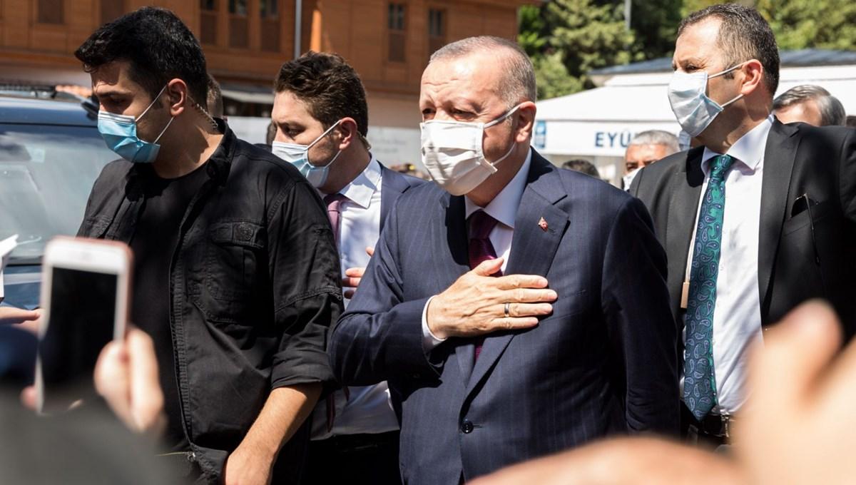 Cumhurbaşkanı Erdoğan Dolmabahçe Ofisi'nde (Birazdan beklenen müjde açıklanacak)