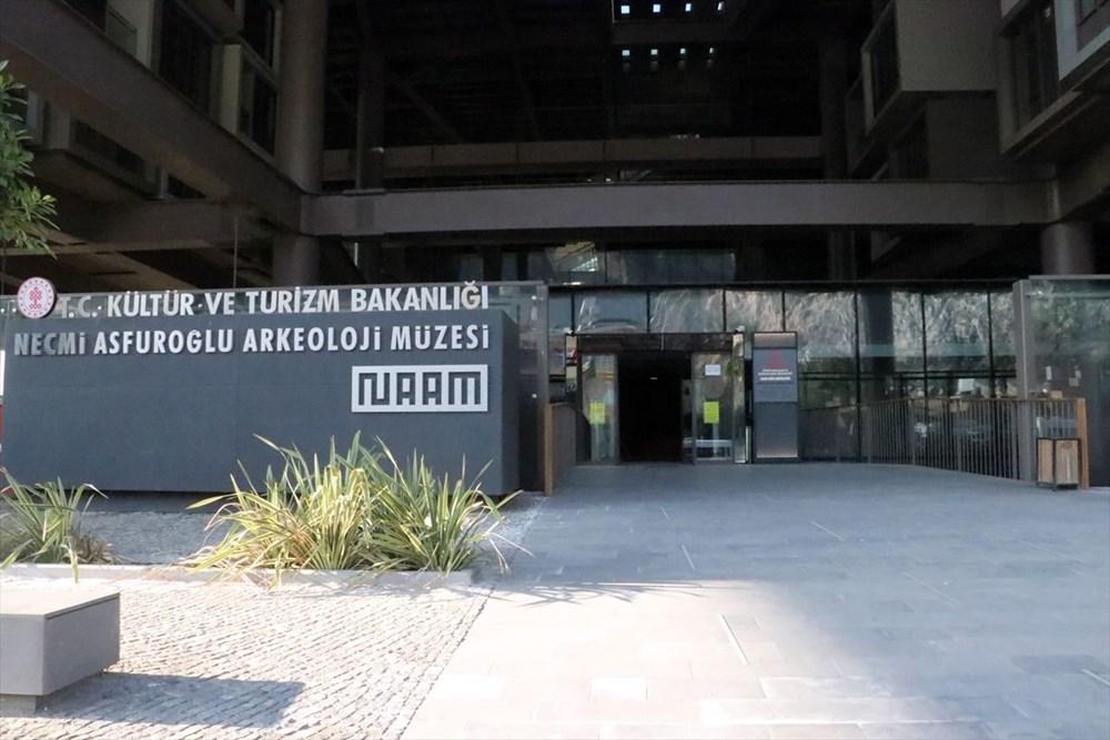 Hatay'da beş dönemin izlerini taşıyan Necmi Asfuroğlu Arkeoloji Müzesi ziyaretçilerini zaman yolculuğuna çıkarıyor - 32