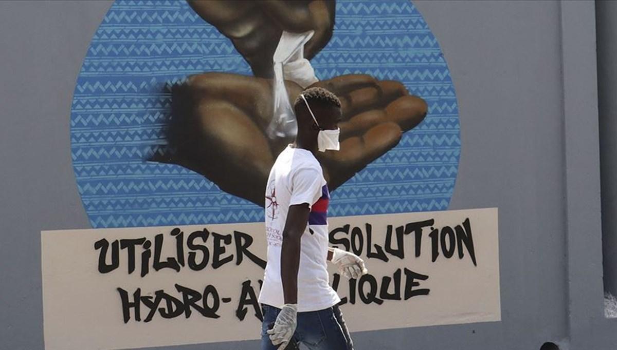 Afrika'da covid-19 vaka sayısı 1 milyon 172 bini aştı