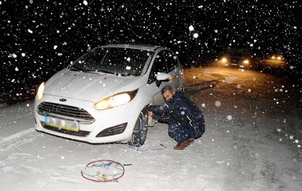Karda nasıl araç kullanılır? - 13