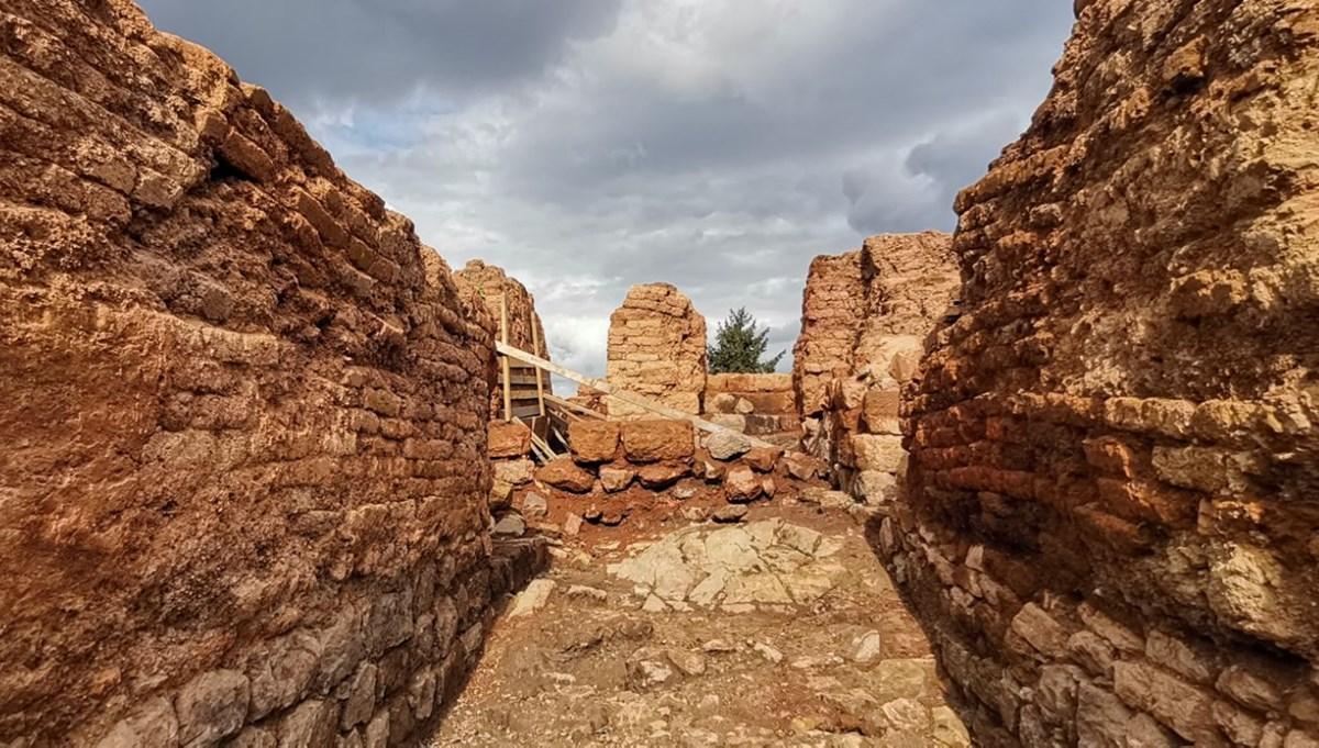 Ordu Kurul Kalesi'ndeki kazılarda yeni girişe ulaşıldı