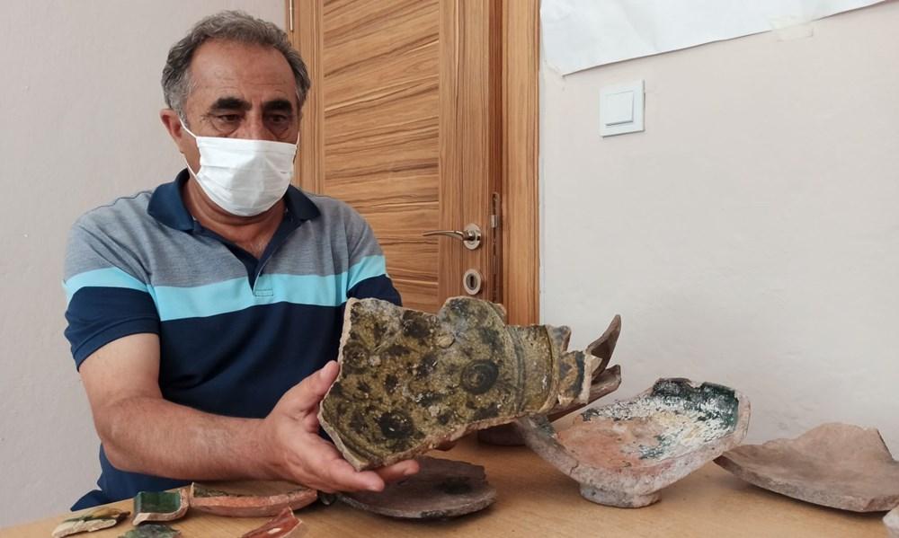 Ahlat İç Kale kazısında 5 bin 200 yıllık seramikler bulundu - 2