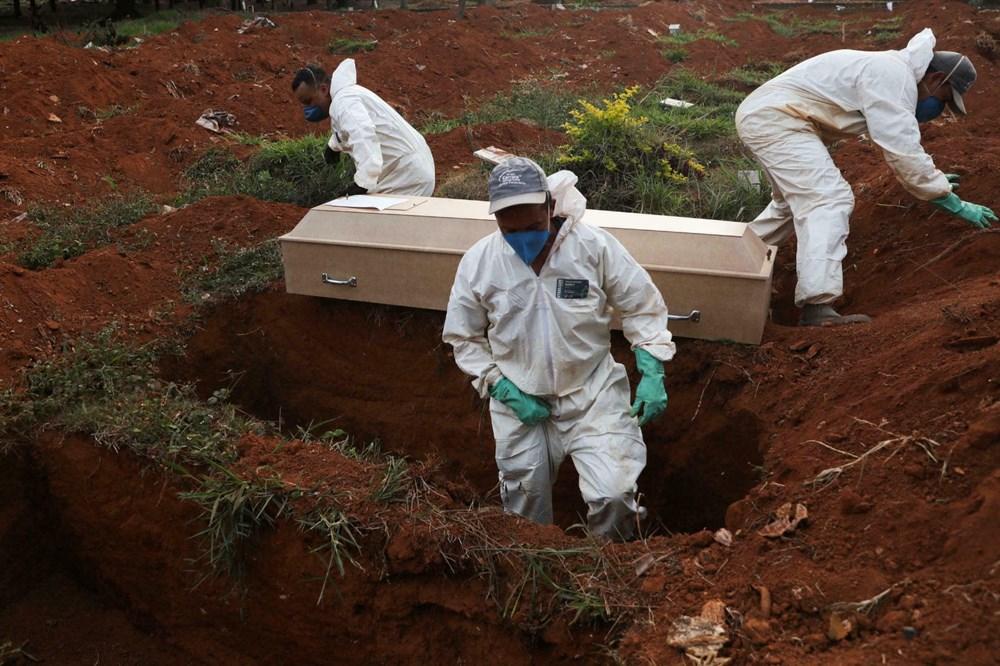 Brezilya'da hastane skandalı: Covid-19 ölümlerini sakladı, yaşlılar üzerinde ilaç test etti - 9