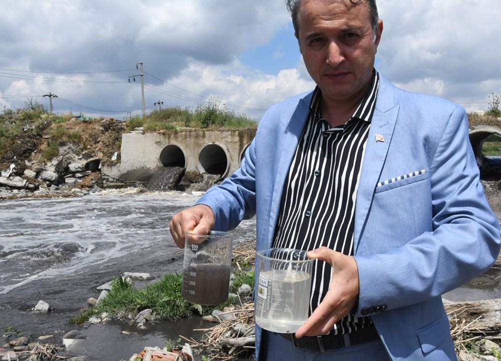 Ergene Nehri, Trakya'da zehir saçıyor - 17