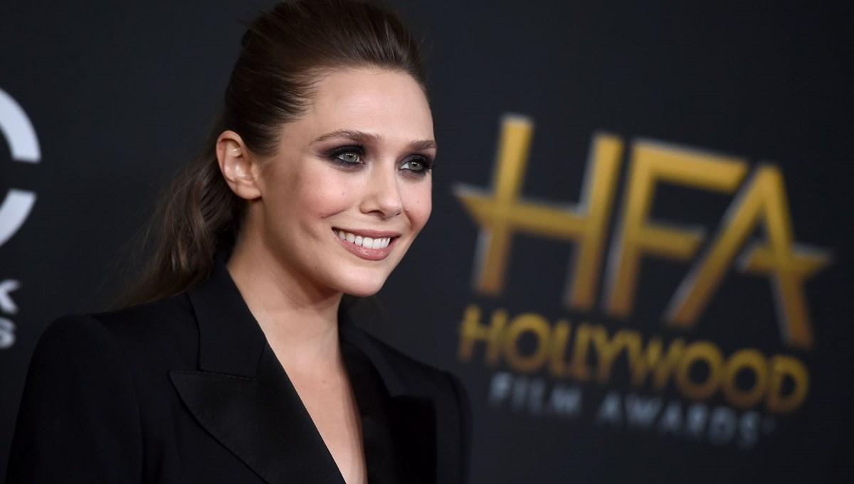 Hollywood'un yükselen yıldızı Elizabeth Olsen