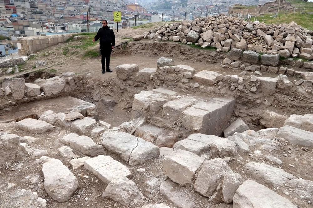 Urfa'nın tarihi kalesi gün yüzüne çıkarılıyor - 9