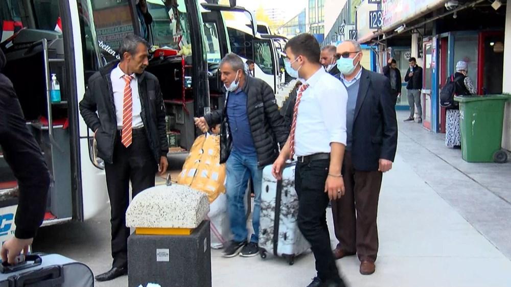 İstanbul'dan kaçış başladı, biletler tükendi - 4