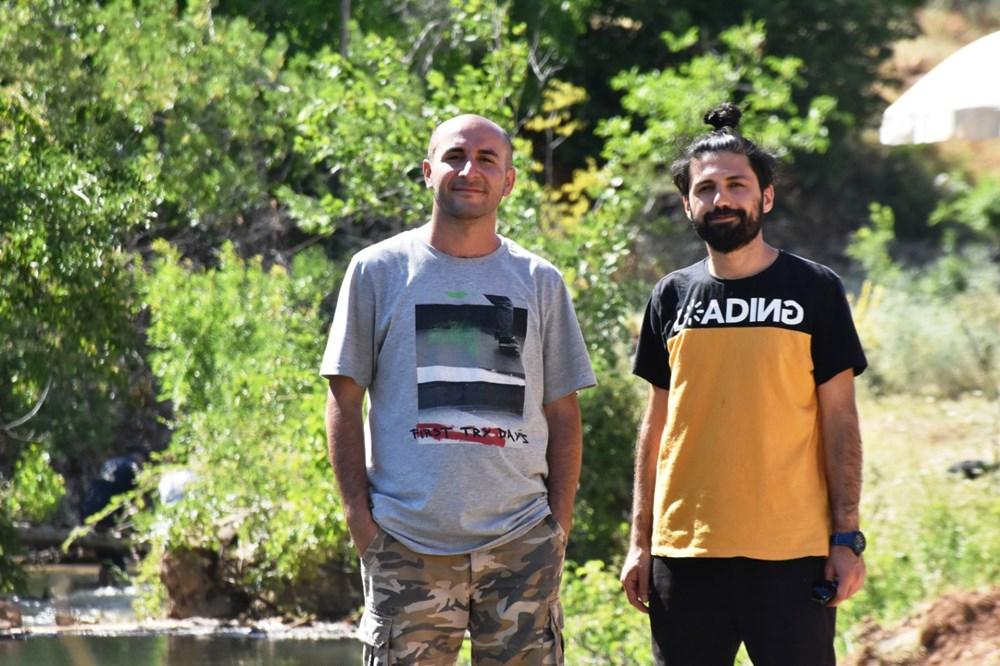 Koku filminin çekimleri Malatya'da başladı - 2