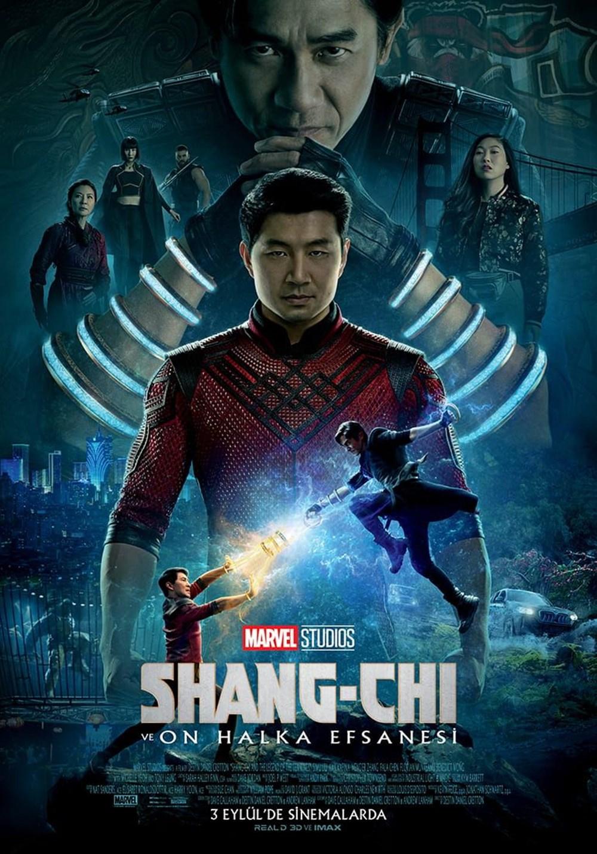 Shang-Chi ve On Halka Efsanesi zirveyi bırakmıyor (10-12 Eylül Box Office Türkiye) - 10