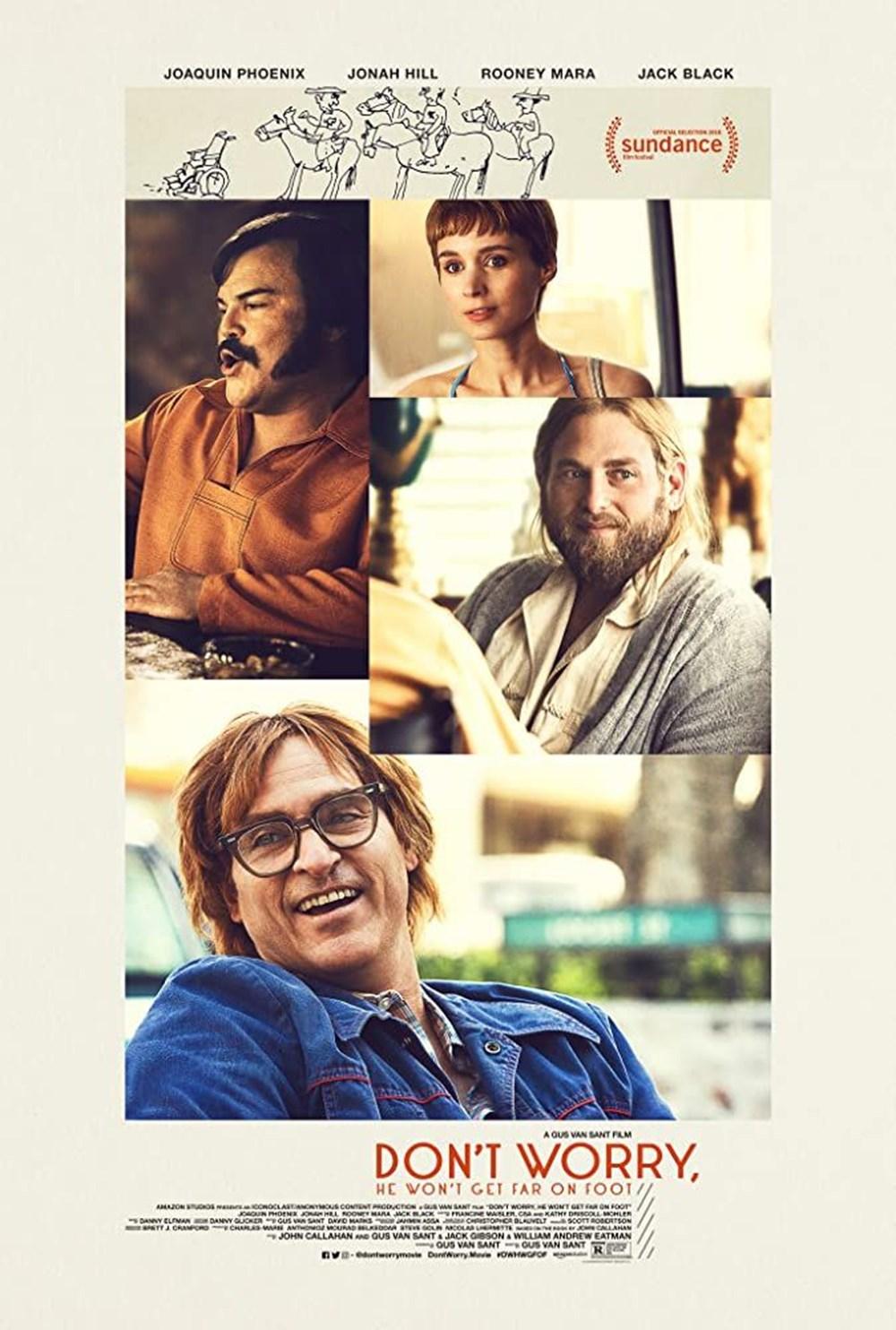Joker filminin başrolü Joaquin Phoenix'in tüm filmleri - 10