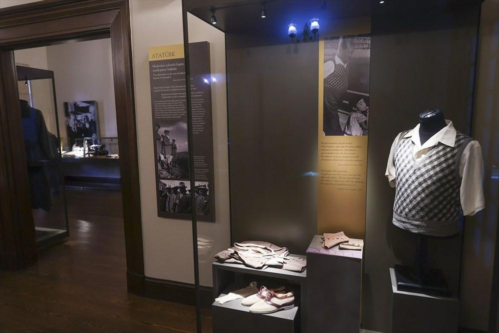 Yakın tarihin tanığı Cumhuriyet Müzesi 40 yıldır tarihseverleri ağırlıyor - 21
