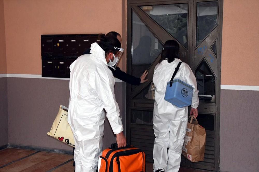 Trakya'da corona virüs yükselişe geçti, önlemler artırıldı - 9