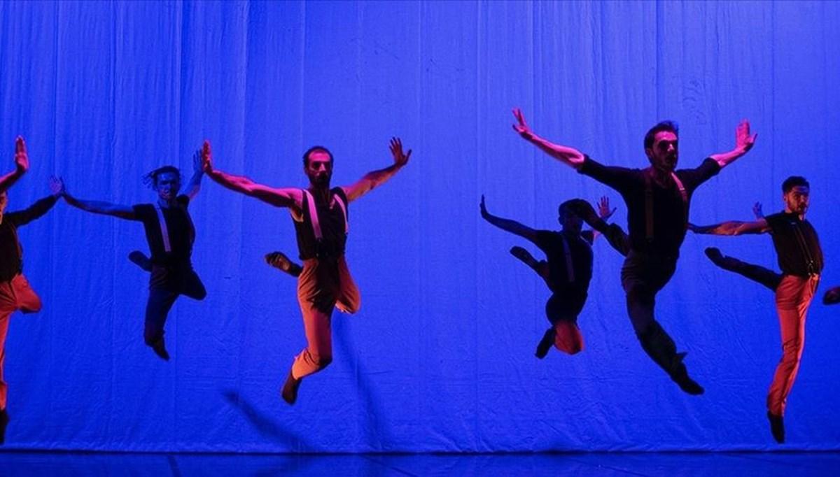 İDOB'dan Yeni Hayat dans gösterisi