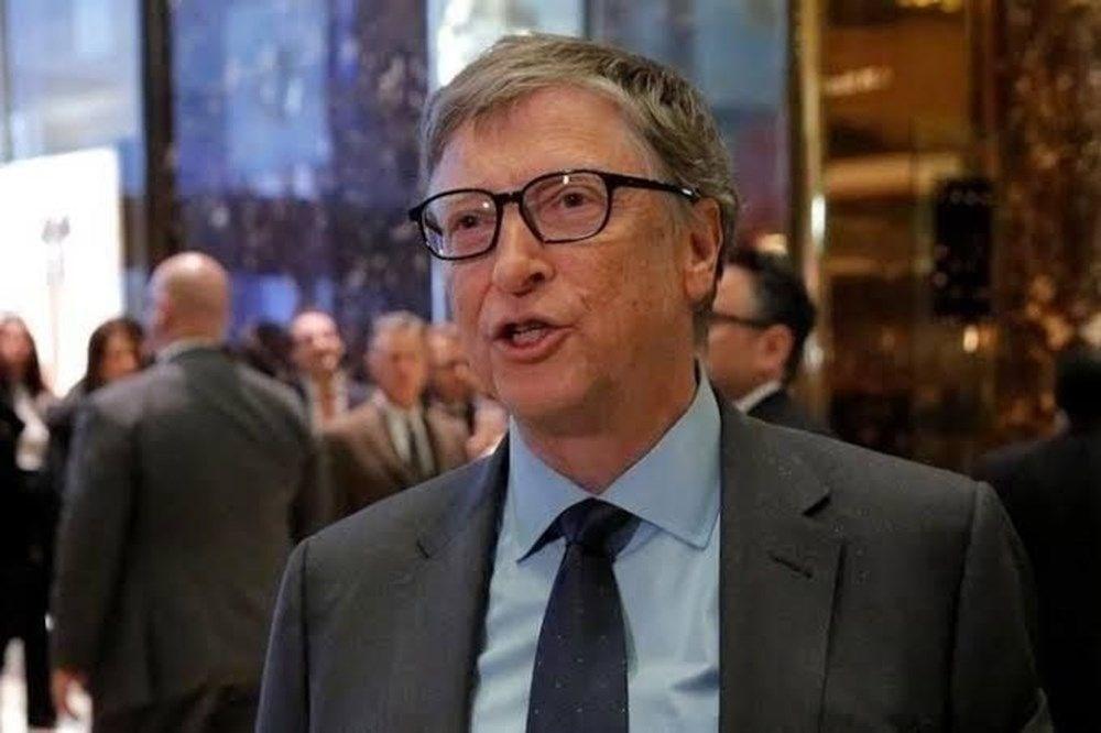 Bill Gates $ 4.3 billion step - 11