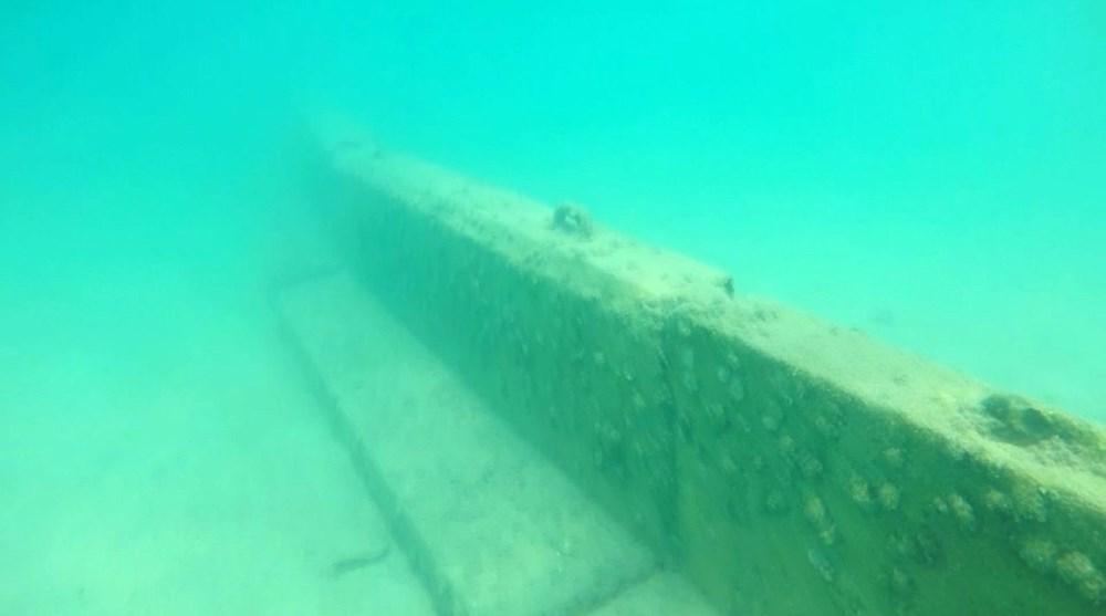 Bodrum'da deniz altında kaçak yapı - 3