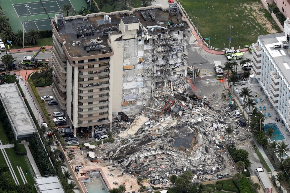 Building collapsed in the USA: Loss of life increased to 4, 159 people missing - 39