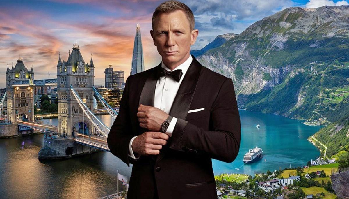Bond gibi gezin (İlginç seyahat deneyimleri)